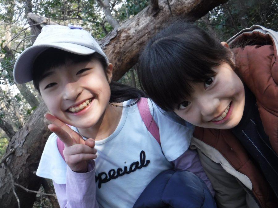 2018年2月:北風トレッキング&大冒険!!