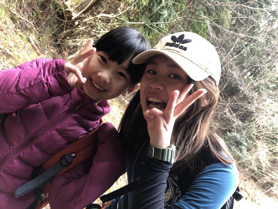 2018年03月:ポンポン山トレッキング