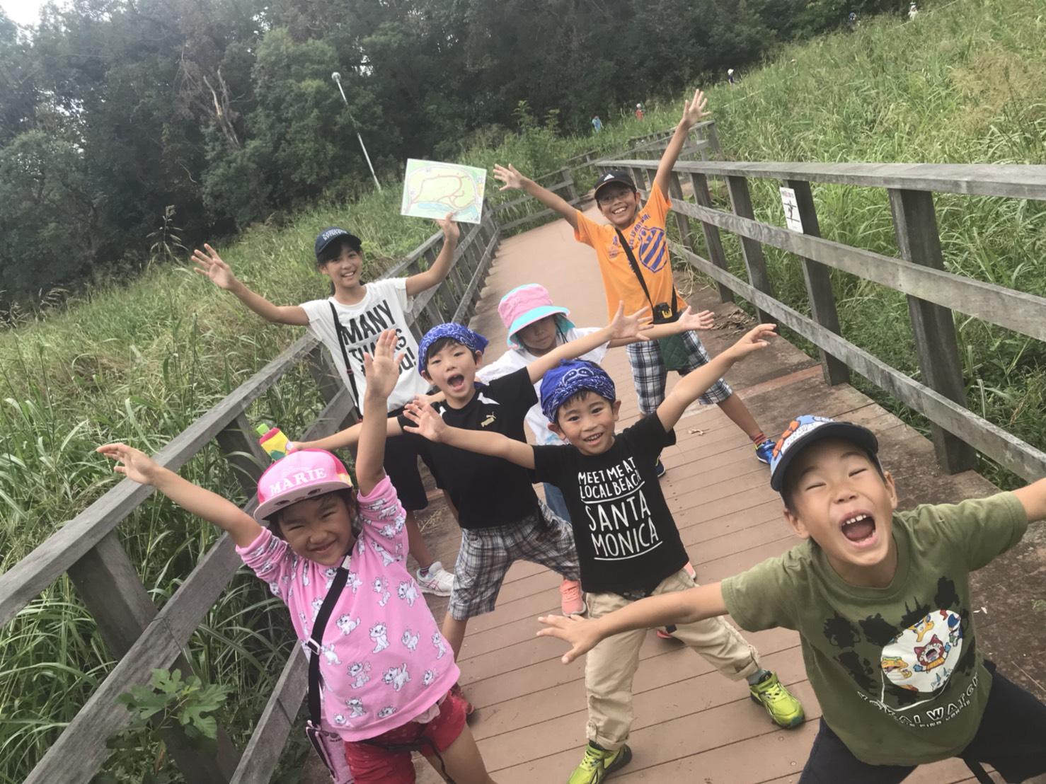 2018年9月:ハイサイ★ハイキングアドベンチャー!