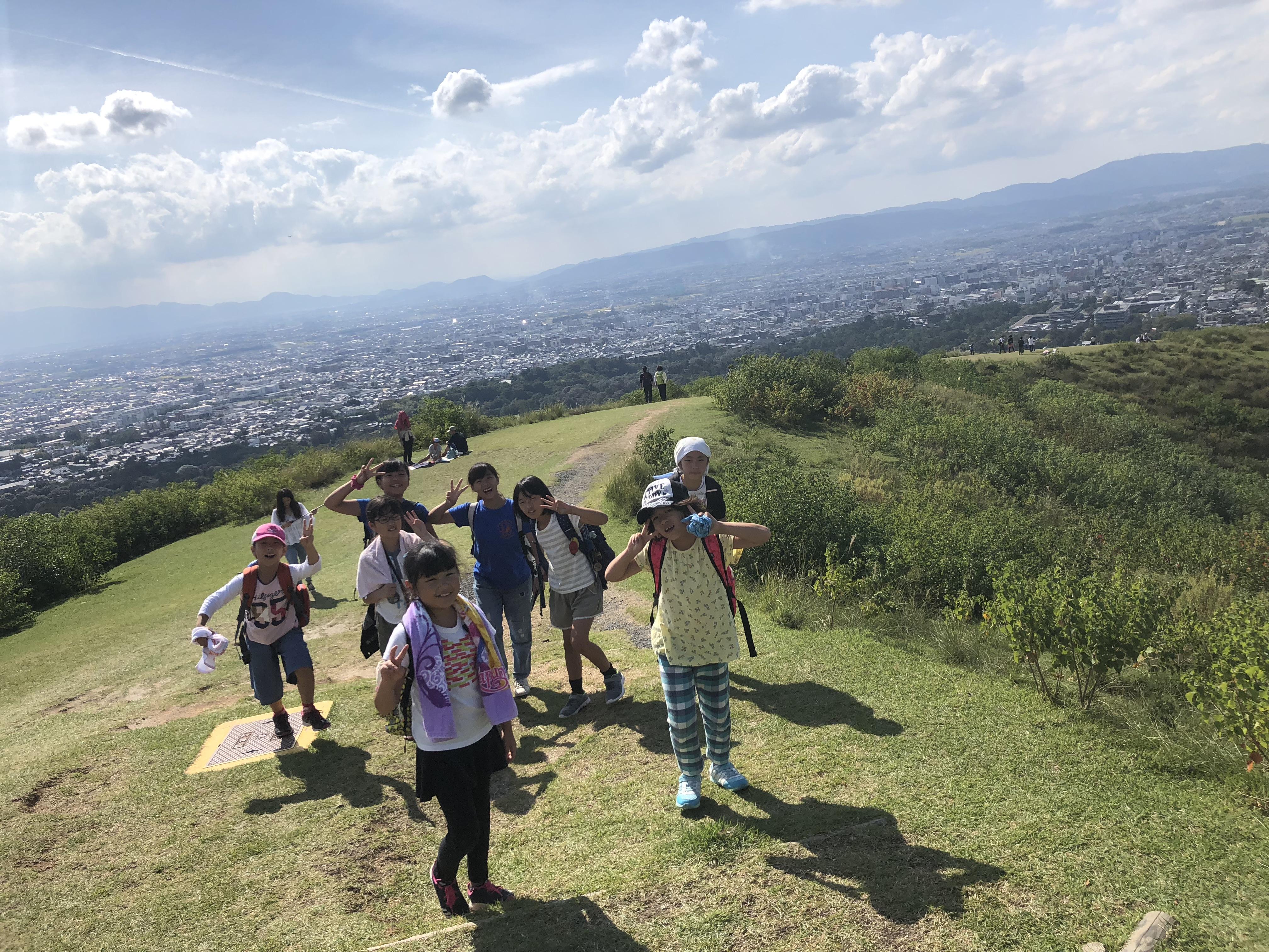 2018年10月:奈良ハイキング