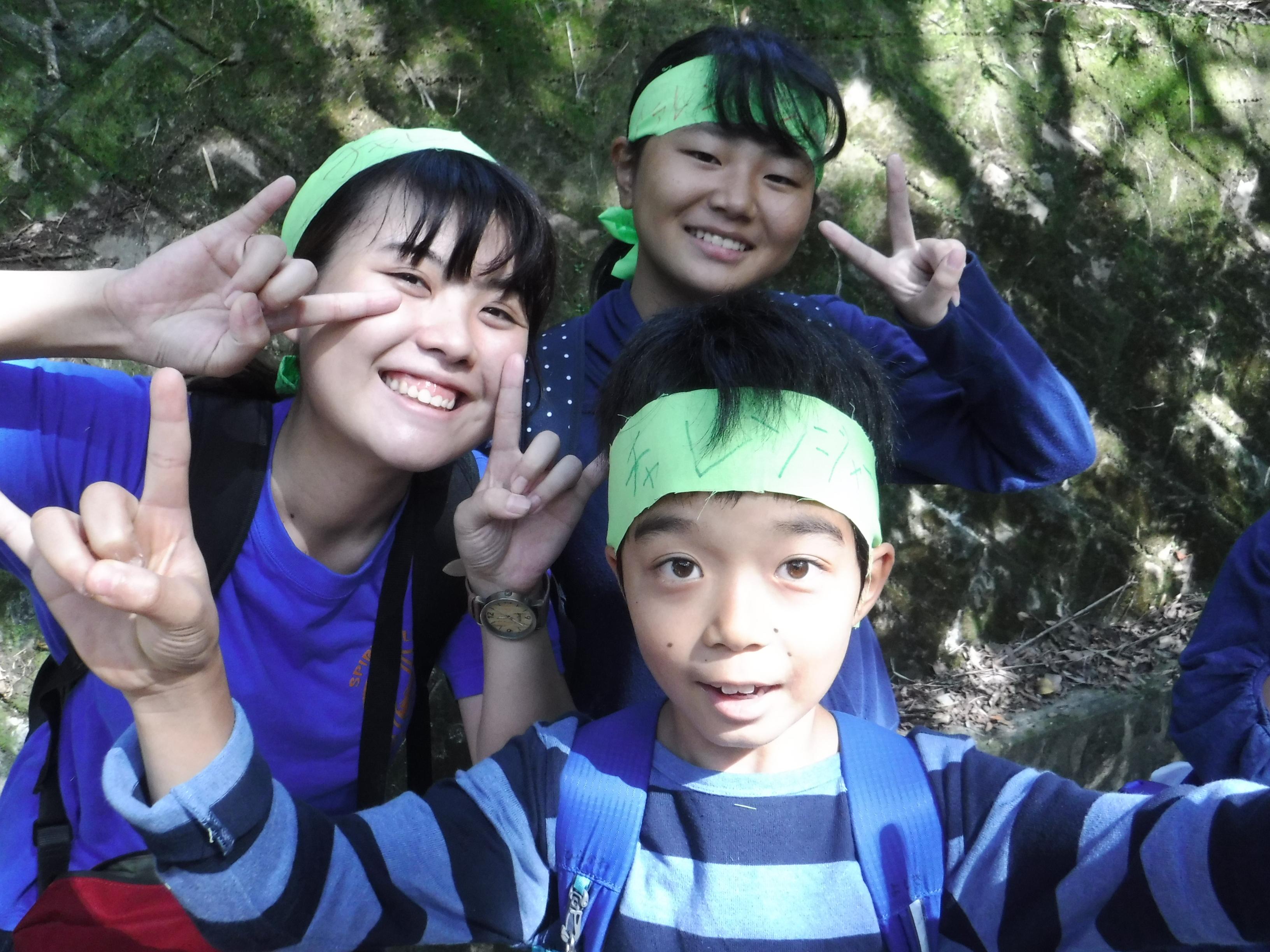 2018年10月:秋山トレッキング
