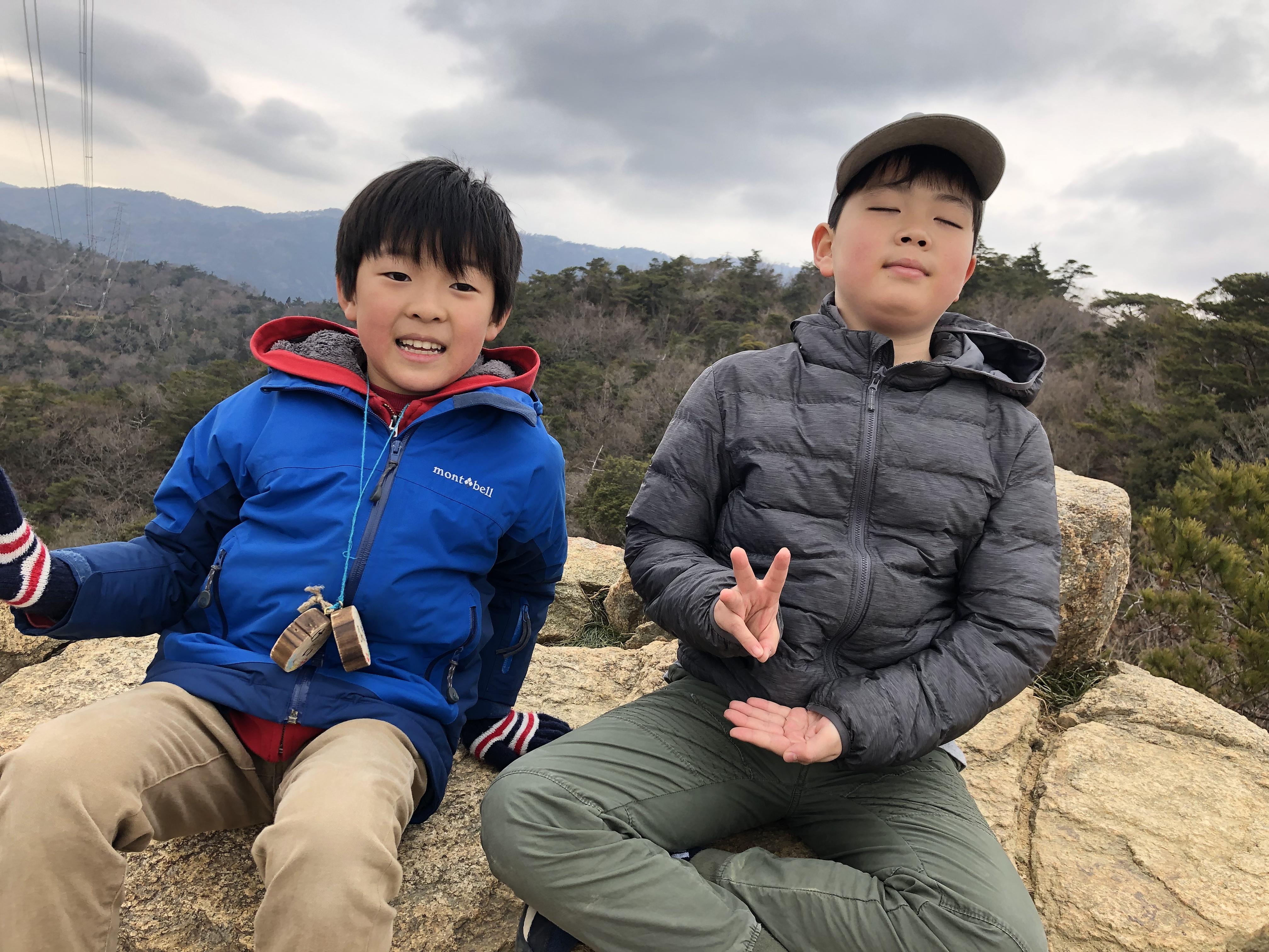 2019年2月:六甲ハイキング