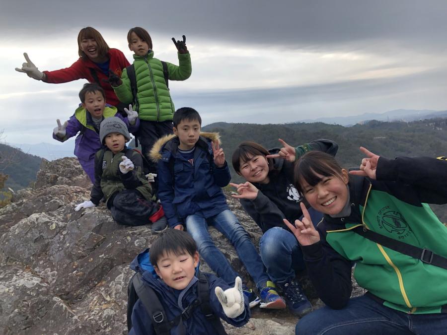 2019年2月:イーグルズ*岩山トレッキング