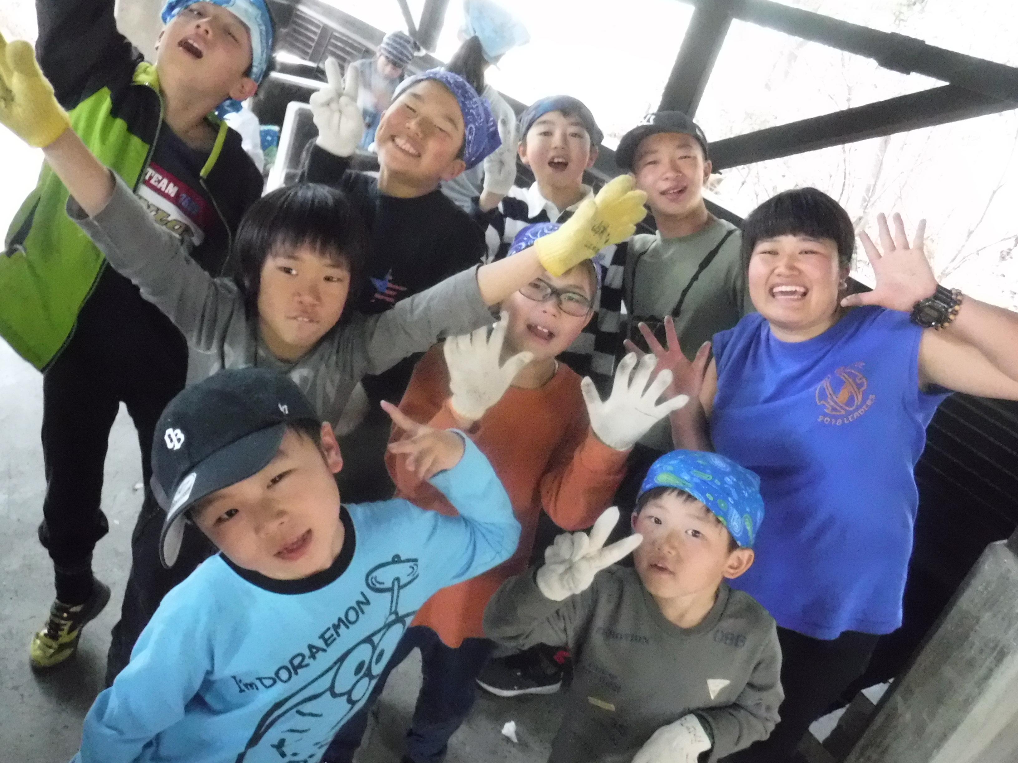 2019年4月:チャレンジクッキング★塩釜焼き