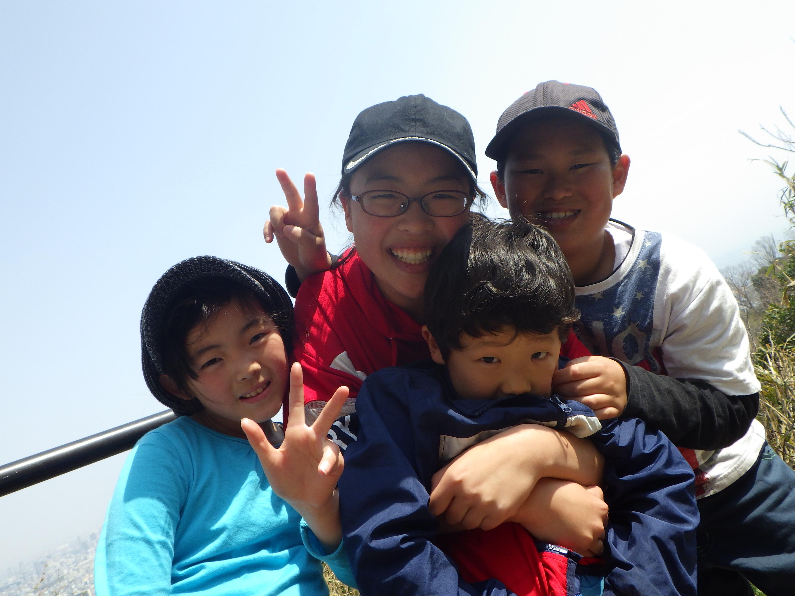2019年4月:高取山ハイキング