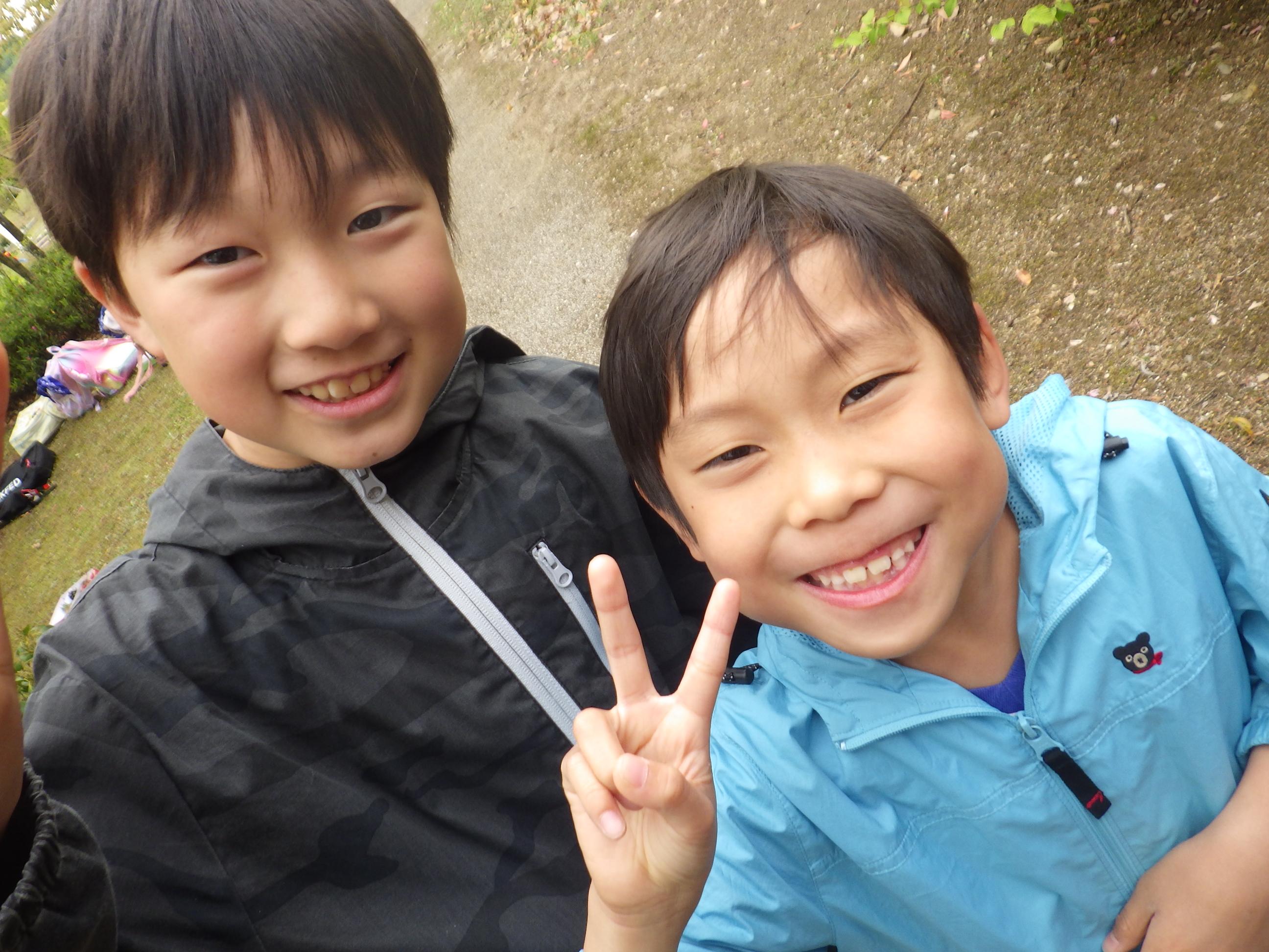 2019年4月:春山ハイキング!!
